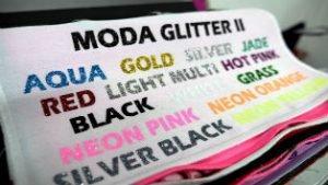 Glitter all